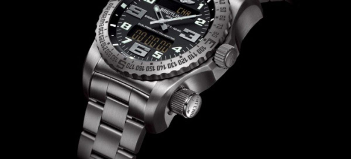 Breitling Emergency II Wristwatch
