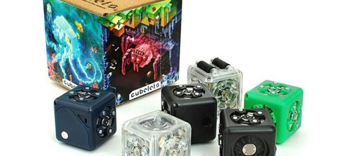 Cubelets Robotic Kit