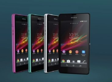 Sony Xperia ZR Waterproof Smartphone