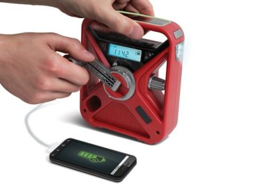 Weather Alert Emergency Handcrank Radio