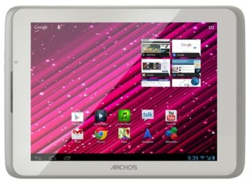 Archos 80 Xenon: 3G-Capable, SIM-Unlocked Android Tablet