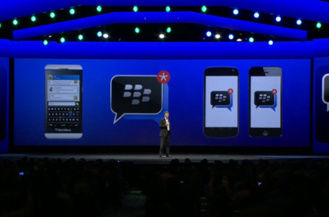 BlackBerry Messenger to Arrive on Android and iOS