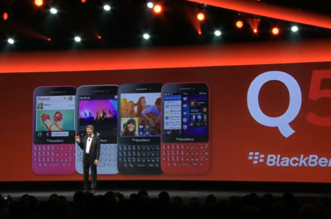 BlackBerry Q5, BB10 Smartphone for Emerging Markets, Unveiled