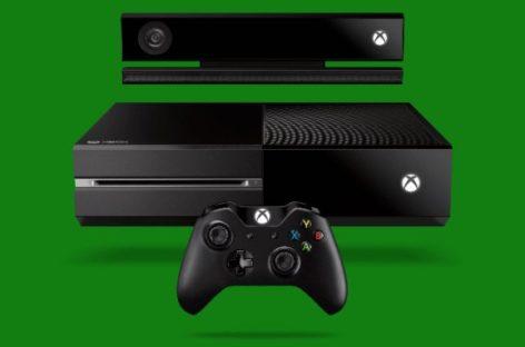 Microsoft Unveils Xbox One Console