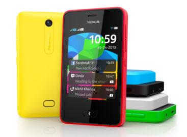 $99 Nokia Asha 501 Unveiled