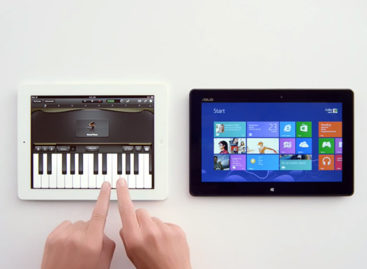 New Windows 8 Tablet Ad Exposes iPad's Flaws