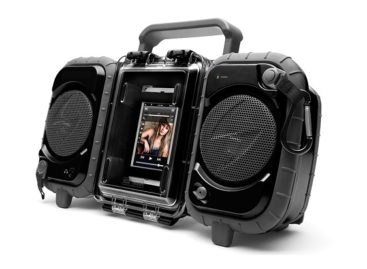 Floating Boombox