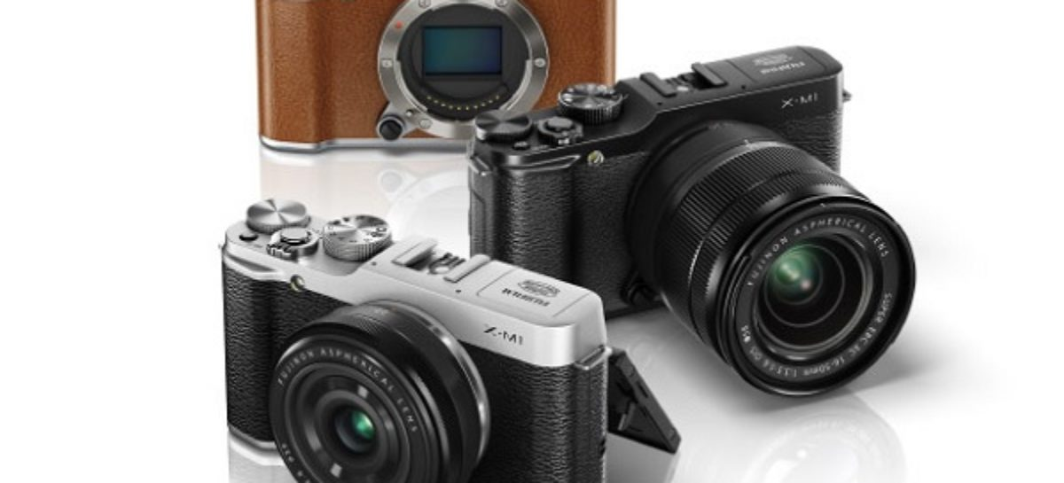 Fujifilm X-M1 Mirrorless Camera