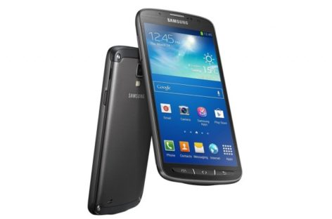 Samsung Galaxy S4 Active Unveiled