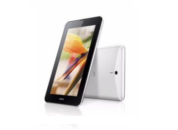 Huawei Launches the MediaPad 7 Vogue