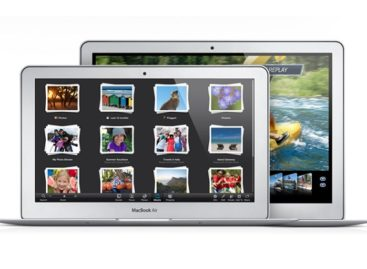 Macbook Air Features New Upgrades