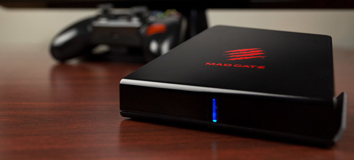 Mad Catz to Unveil Own Android Gaming Console