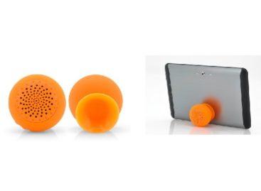 Magic Mushroom Bluetooth Stick On Speaker