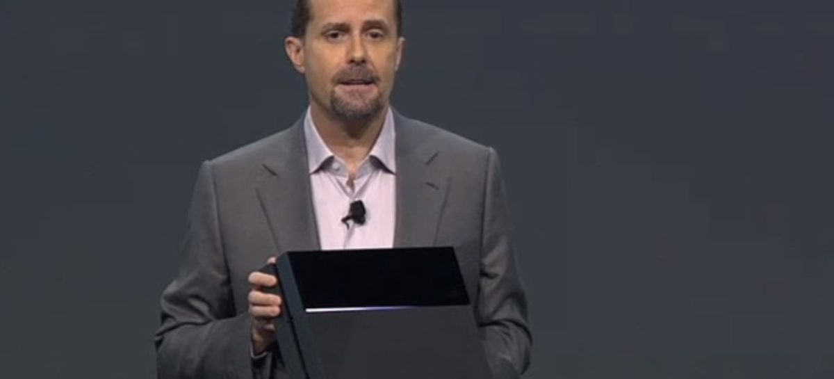 Sony PlayStation 4 Finally Revealed