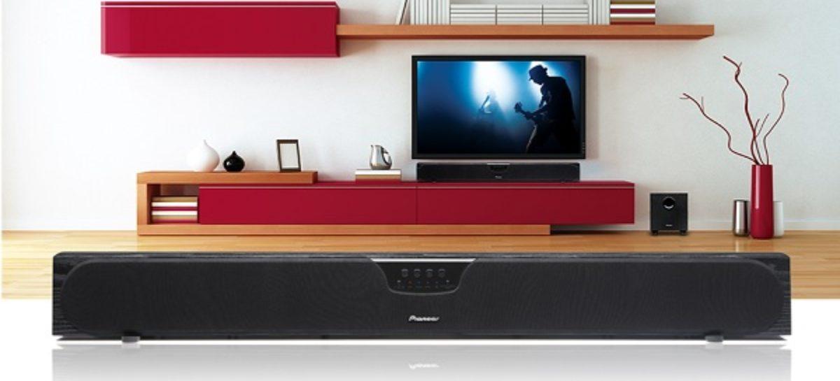 Pioneer SP SB23W Speaker Bar System