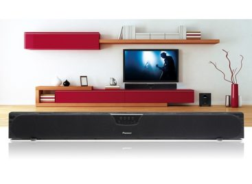Pioneer SP SB23W Speaker Bar System