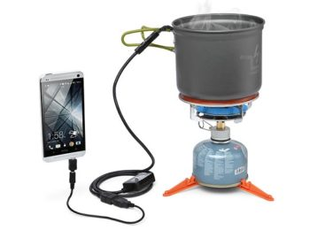 PowerPot Thermoelectric Generator