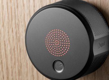 August Smart Lock Uses Smartphones to Open Doors