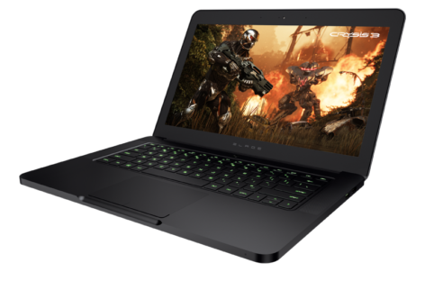 "Razer Blade Gaming Laptop Is World's ""Thinnest"""