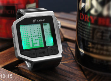 Kisai Intoxicated Watch Tells How Drunk You Are