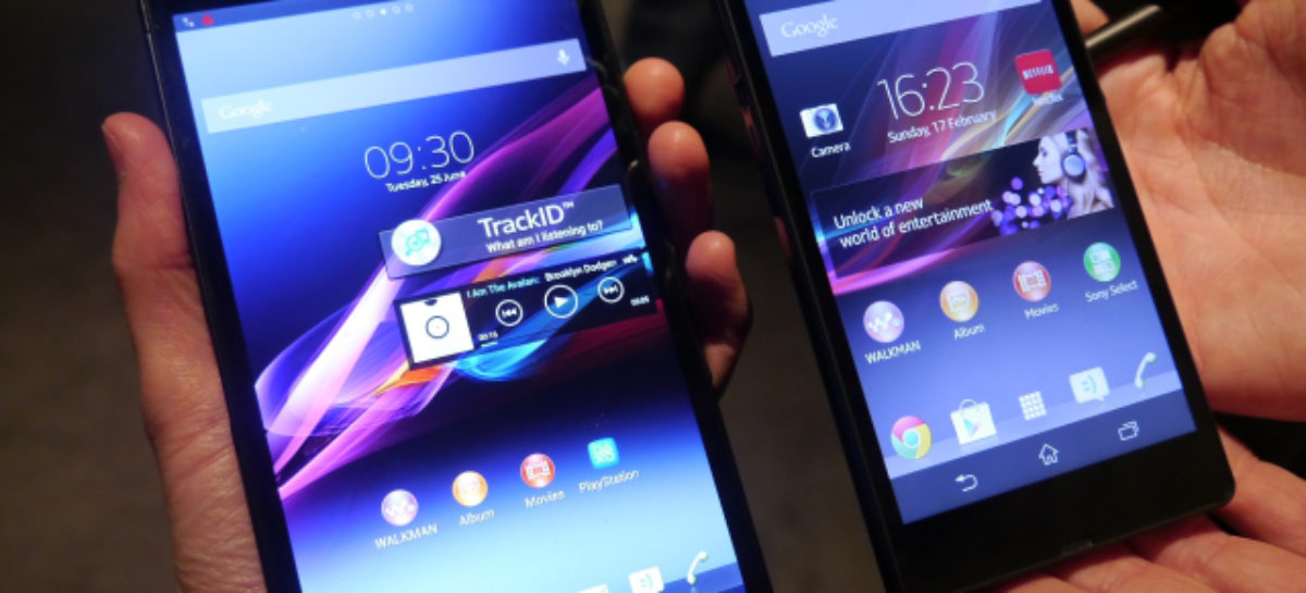 Sony Xperia Z Ultra Looks Ultra-Large