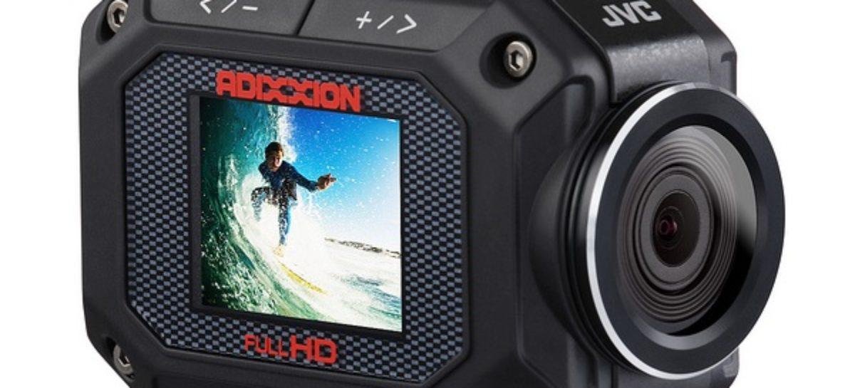 JVC ADIXXION Action Cam