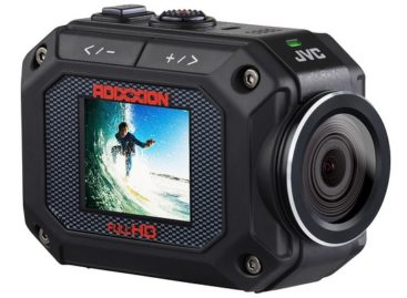 JVC ADIXXION Action Cam