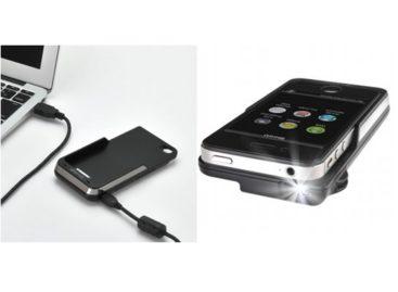 Monolith Plus iPhone Micro Projector