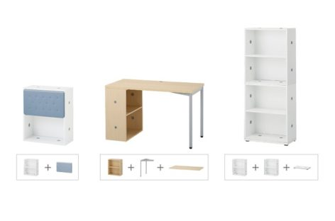 Ofon Furniture for Kokuyo Uses A Coin As a Tool