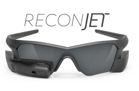 Recon Jet Computer Eyewear
