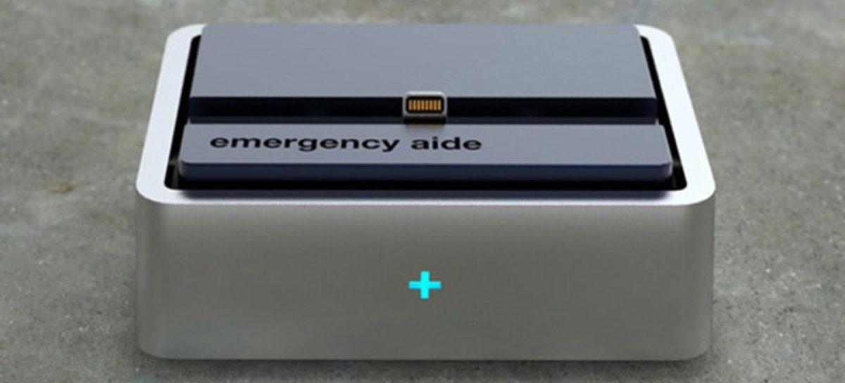 SensePlus: iPhone Dock Smoke Alarm