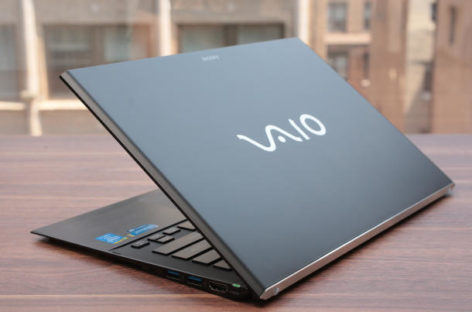 VAIO Pro 13 Custom Touch Ultrabook, Thinnest Ultrabook in the Market