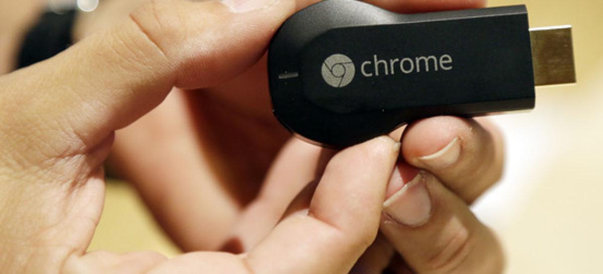 Google Chromecast: Bringing the Internet to Your TV