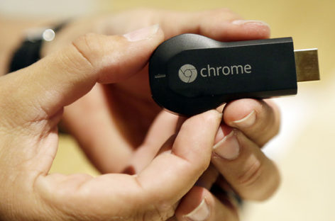 Google Chromecast: Bringing the Internet to Your TV