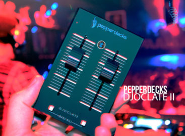 Djoclate II Portable Music Mixer