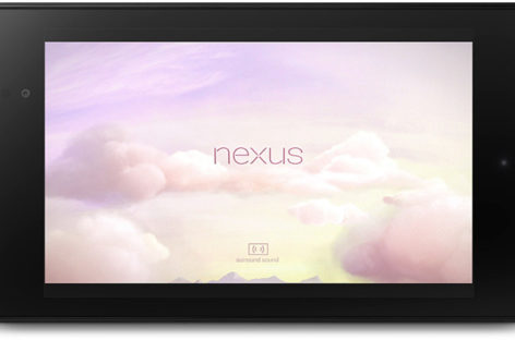 New Google Nexus 7 Unveiled: Back Camera Now Included