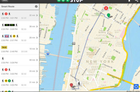Apple Confirms Hopstop Acquisition, Hopes to Boost Map Service