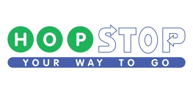 Hopstop app