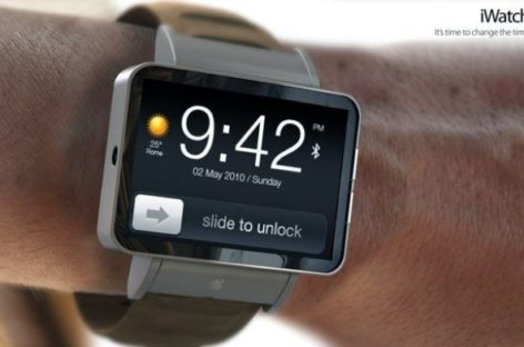 New Apple Patent May Point to iWatch Controls