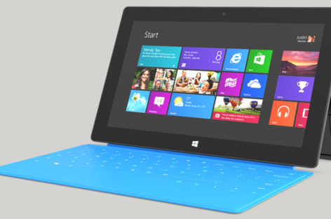 Price of Microsoft Surface RT Slashed by $150