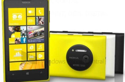 Details of Nokia Lumia 1020 Leaked