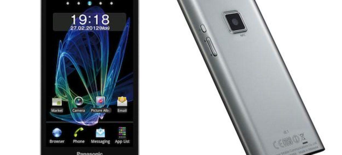 Panasonic to stop smartphone business in Japan