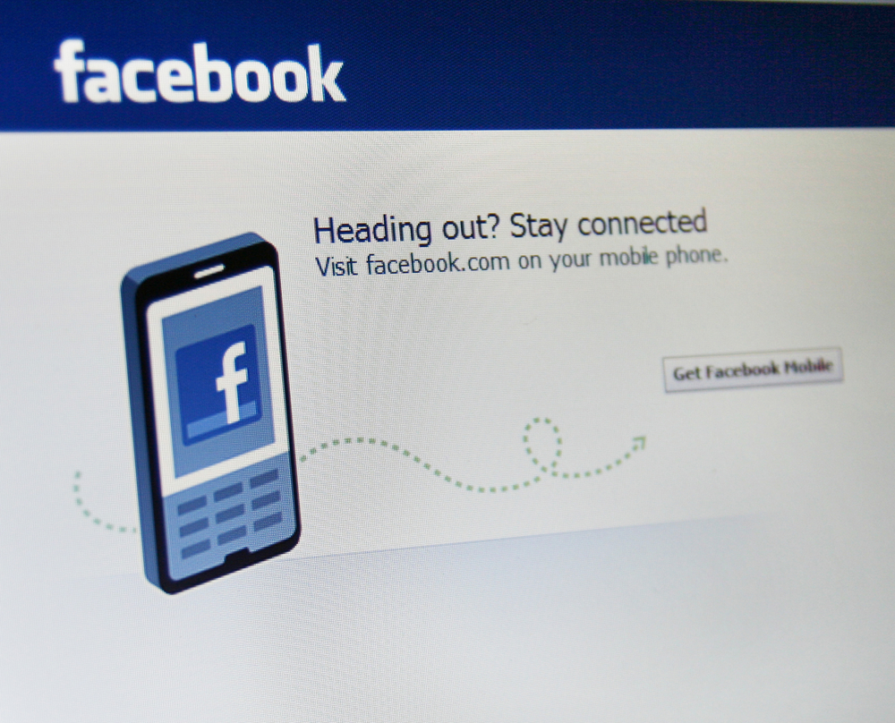 Facebook mobile payment feature coming soon.