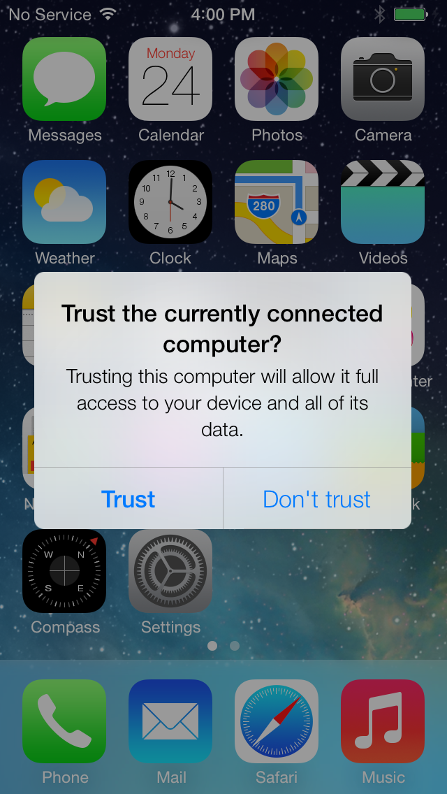 iOS 7 update to preven potential Mactans attack