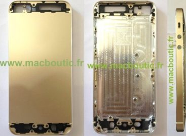 Apple to unveil gold-colored iPhone 5S?