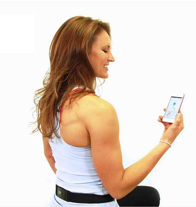 LUMOBack posture-correcting device