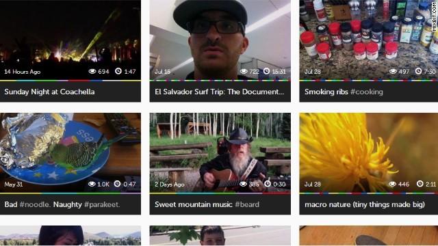 MixBit video sharing app