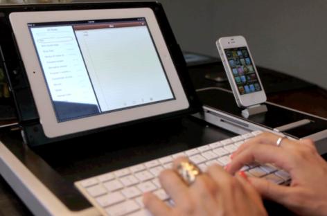 Modus III turns iPad into workstation