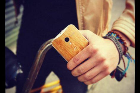 Motorola Shows Off US-Made Moto X Smartphone