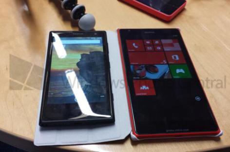 Nokia Lumia 1520 phablet leaked